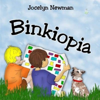 Binkiopia by Jocelyn Newman