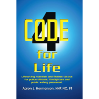 Code 4 for Life by Aaron J. Hermanson