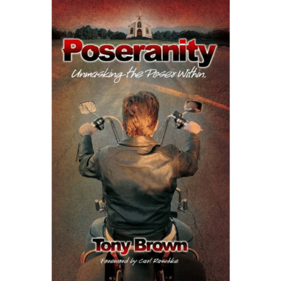 Poseranity by Tony Brown