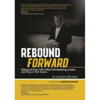 Randy Brown Rebound Forward Cover