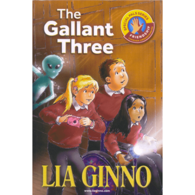 The Gallant Three by Lia Ginno