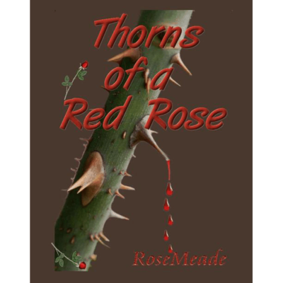Thorns of a Red Rose by VicToria Freudiger